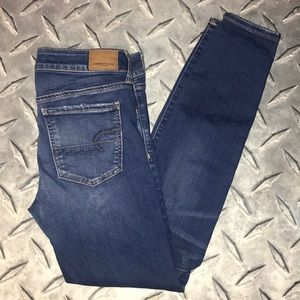 American Eagle Jegging jeans size 6